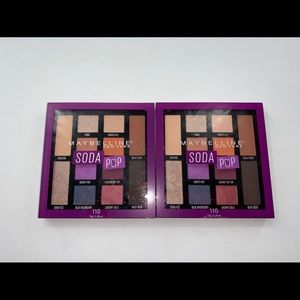 Maybelline Eyeshadow Pallet